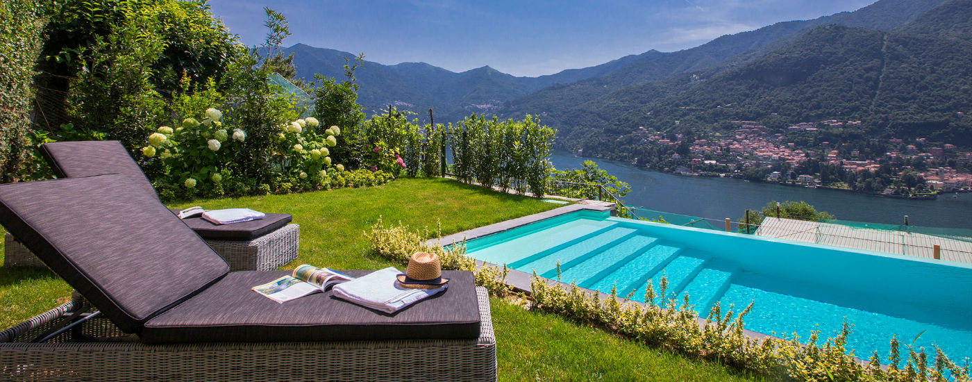 holiday villas italian lakes